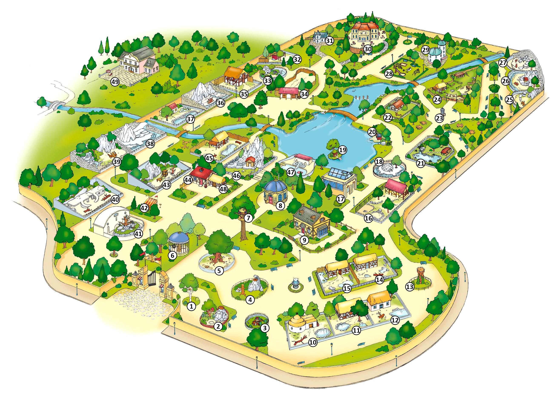 Zoo Emmen Familienkarte